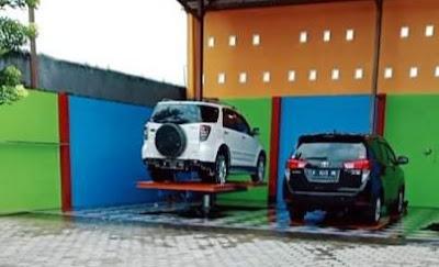 Membuka lowongan kerja secepatnya!! Untuk cowok sebagai tukang cuci mobil dan motor di ALPHINE CAR WASH  di Desa DERSALAM dengan syarat :