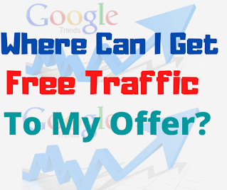 get traffic to offer