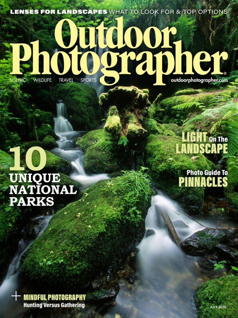 Outdoor Photographer Magazine – July 2020 – Magazine PDF