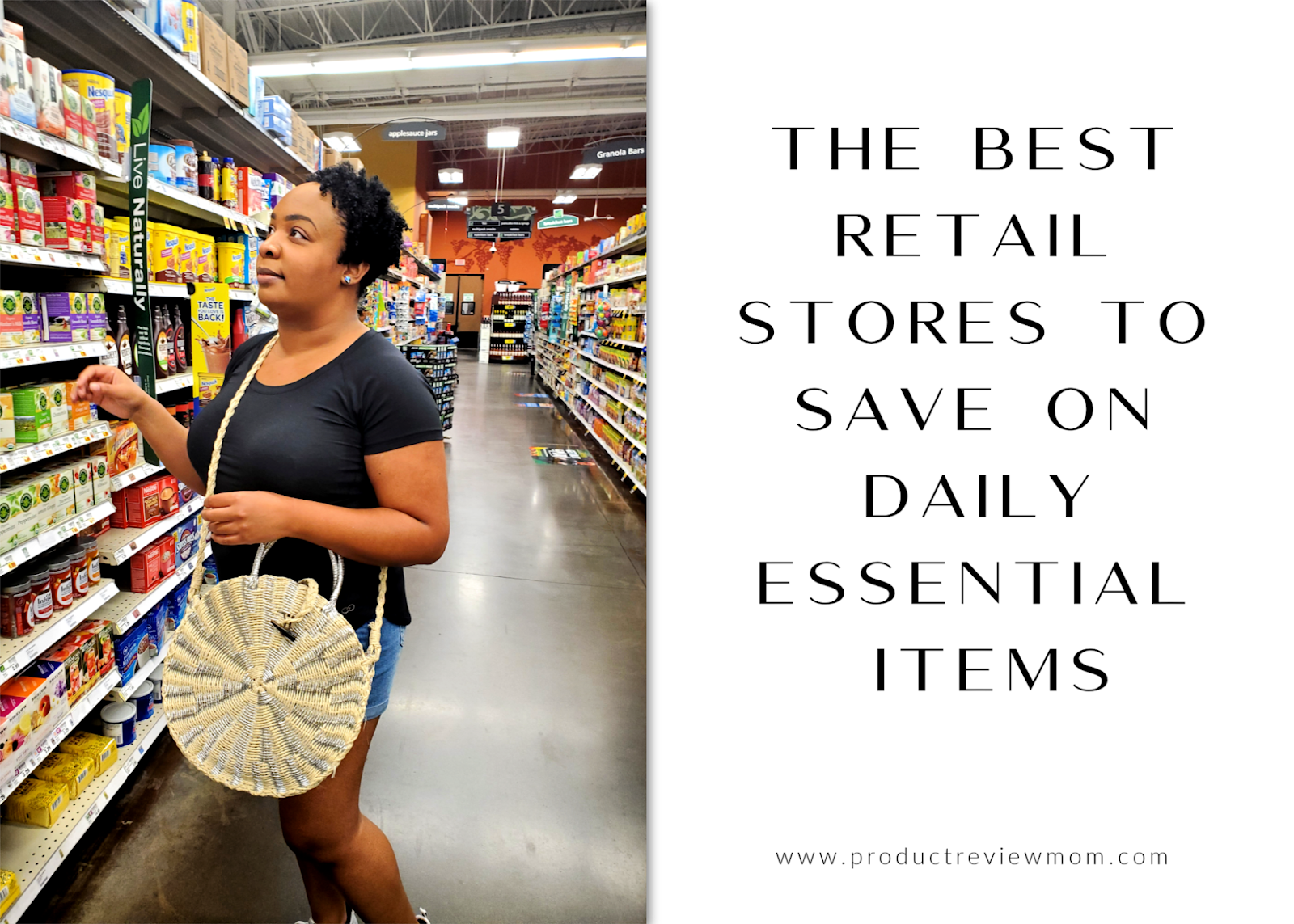 The Best Retail Stores to Save on Daily Essential Items