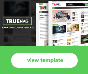 true mag -best magazine blogger templates