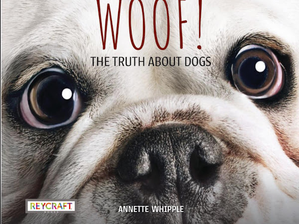 Woof's Book Birthday!