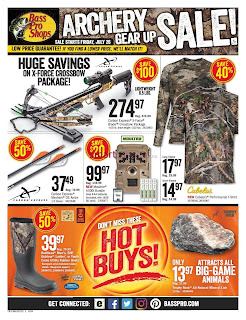 Bass Pro Shops Flyer Canada valid August 19 - 25, 2019