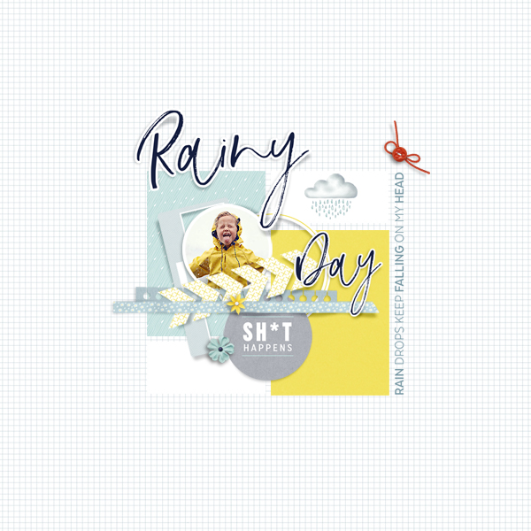 rainy day © sylvia • sro 2019 • never rains but it pours by kimB designs