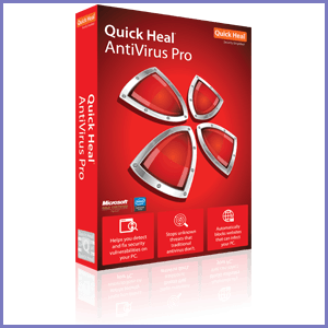 quick heal setp