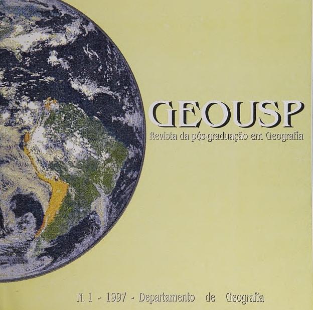 Revista GEOUSP