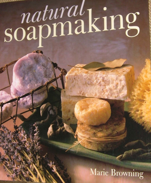 FOOD PRESERVING: SOAP-MAKING BOOKS