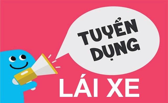 Tuyển dụng Lái xe - Công ty TNHH Kinh Doanh VLXD Phong Cách