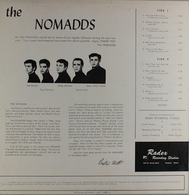 The Nomadds - Nomadds Originals (1965)