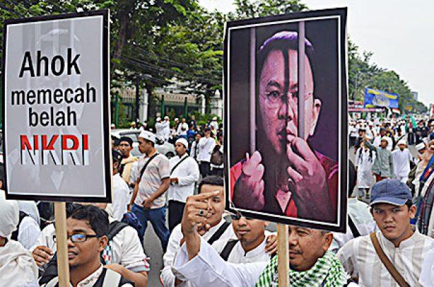 Ahok Berpotensi Jadi Bos BUMN, Alumni 212 Khawatir Negara Gaduh