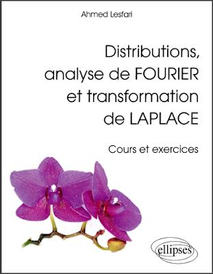 Télécharger Livre Gratuit Cours et exercices Distributions, analyse de Fourier et transformation de Laplace pdf