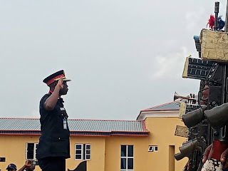 NSCDC Gets New State Commandant in Ogun