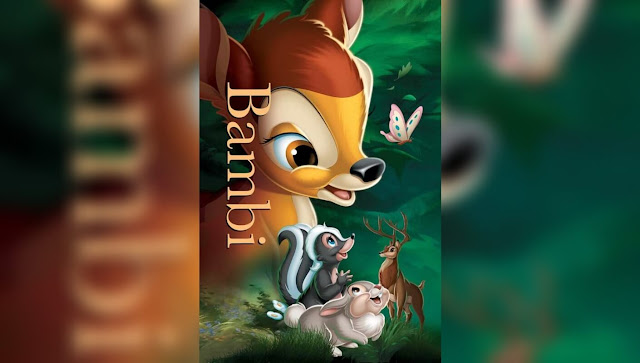 Bambi (1942) Full Movie In HINDI [480p BluRay] Dual Audio [HIN - ENG] Watch Online