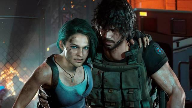 La historia de Resident 3 Evil Jill Carlos
