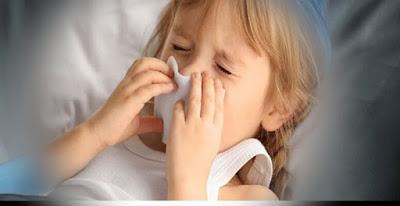 Cara sembuhkan pilek atau flu