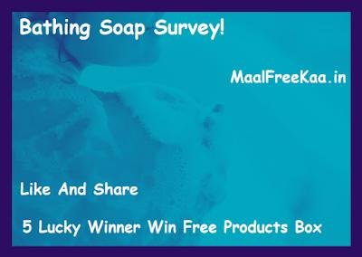 bathing soap survey