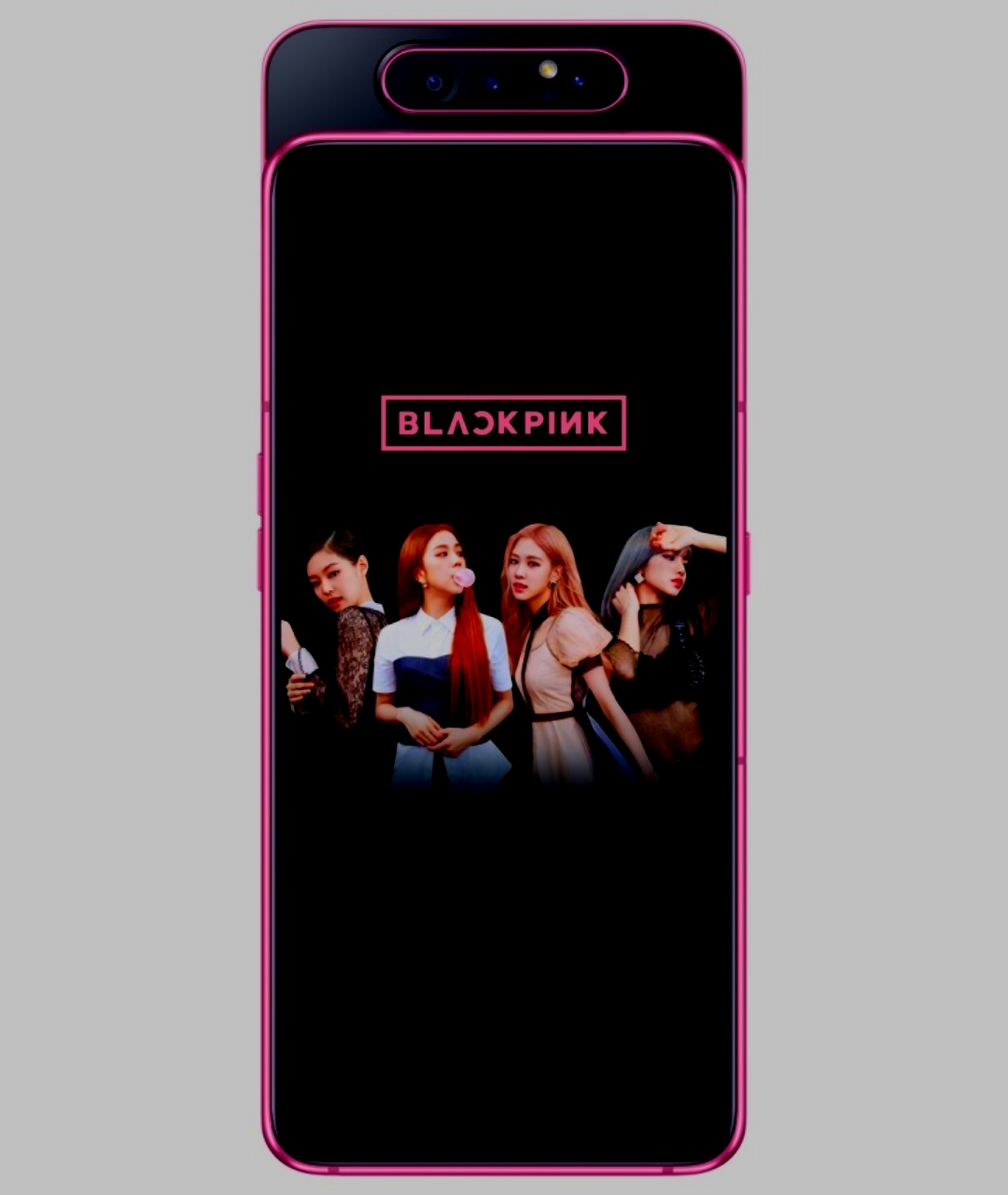 Samsung Galaxy A80 Blackpink Charges 23 Million Vnd In