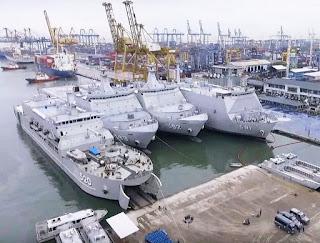 Kapal Perang Buatan Indonesia