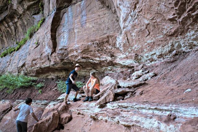 Wanderung mit Kindern im Zion National Park