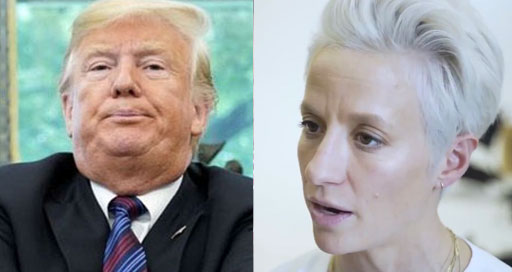 The Randy Report: Trump Twitter Rants At US Womens Soccer