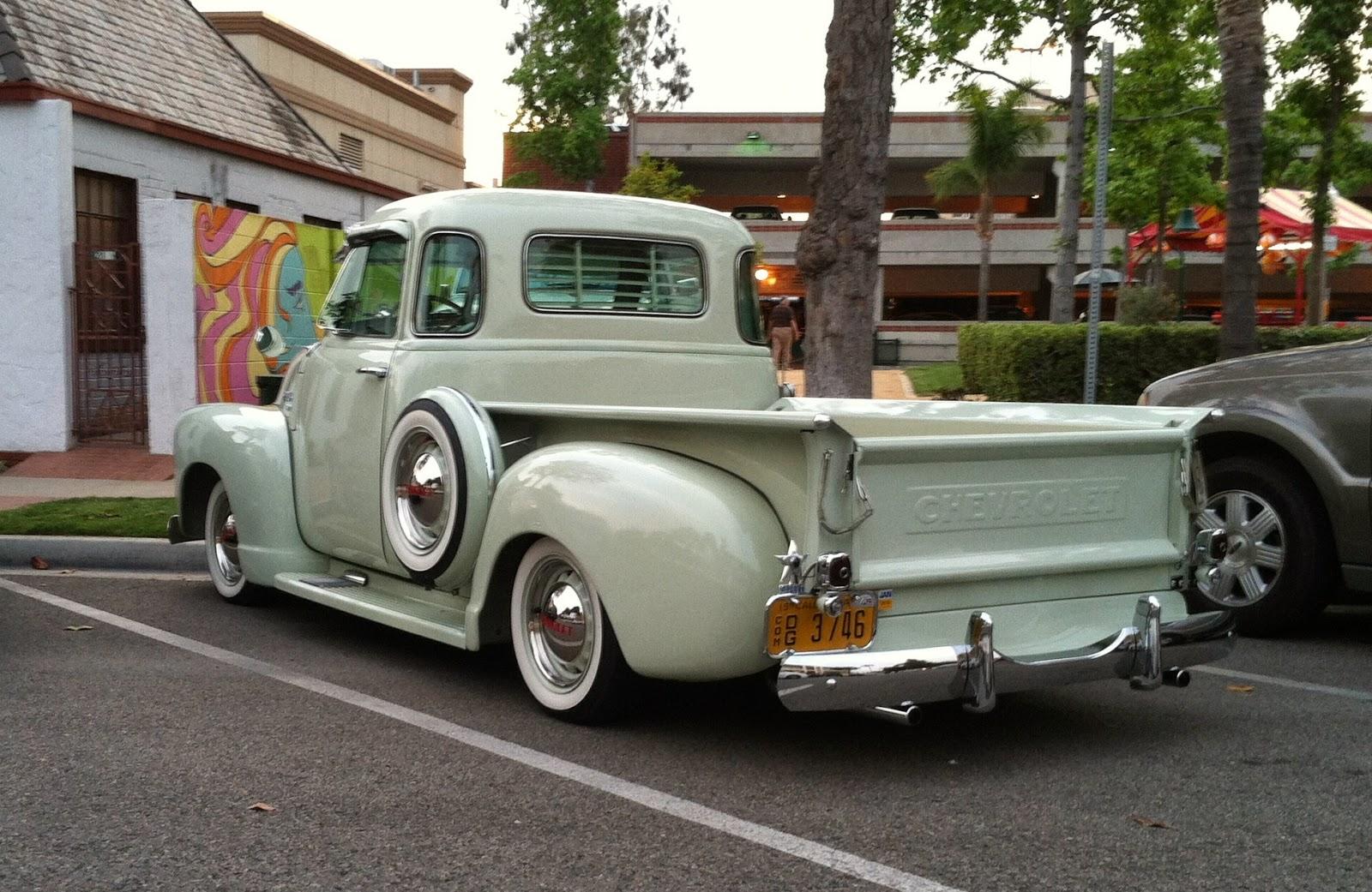 Truck 1949 chevy panel truck : Nostalgia on Wheels: Amazing 1949 Chevy Truck