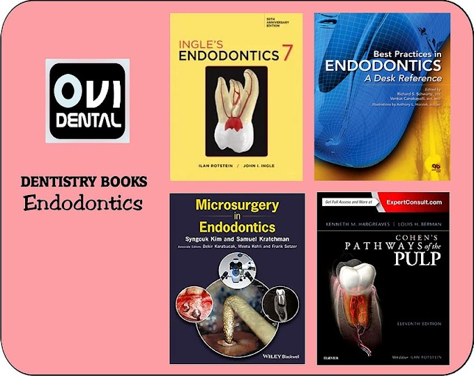 7 ENDODONTICS BOOKS that every specialist must read