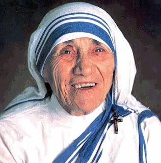 Mother Teresa / Ajay Krishna, English poetry
