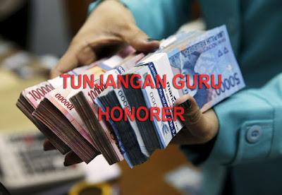 Hasil gambar untuk insentif HONORER