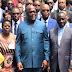 À Zongo, Félix Tshisekedi appelle ses ministres à « préserver la cohésion gouvernementale »