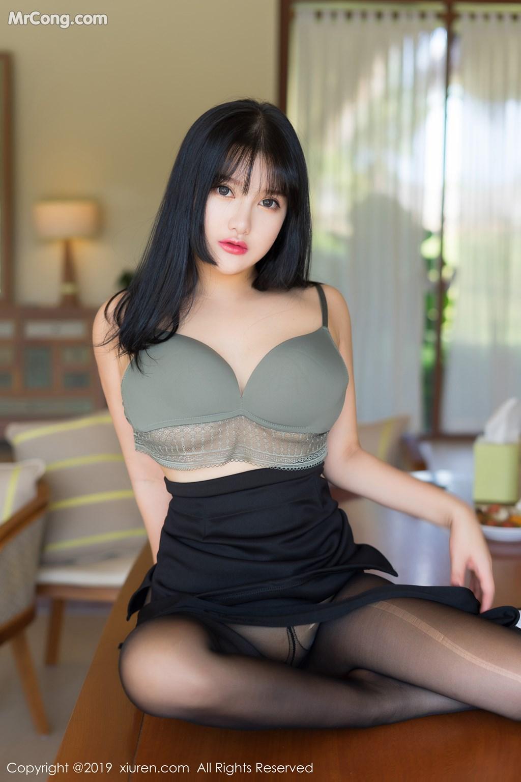 Image XIUREN-No.1653-Xiao-You-Nai-MrCong.com-046 in post XIUREN No.1653: Xiao You Nai (小尤奈) (54 ảnh)