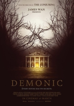 Demonic 2015 BRRip 720p Dual Audio