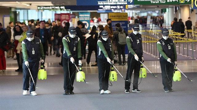Công dân Mexico có các triệu chứng nhiễm bệnh Virus corona sau khi trở về từ Vũ Hán