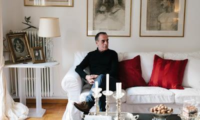 Νίκος Καλτσάς: «Από το Εθνικό Μουσείο απλώς έφυγα. Πρέπει να ξέρει κανείς πότε να φεύγει»