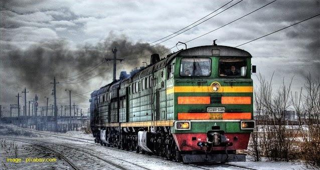 Beli Tiket Kereta Api Online