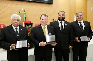 Assembleia Legislativa presta homenagem pela passagem do Dia do Maçom em Rondônia