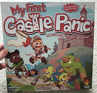 my first castle panic board game box cover