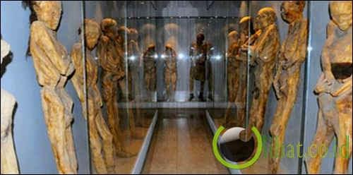Menjadi bagian dari museum