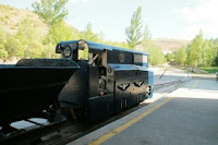 Locomotora Deutz - Tren Minero - Utrillas.