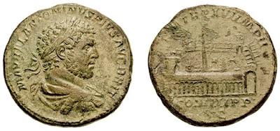Sestercio Moneda Romana