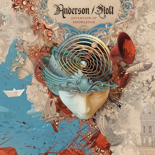 ANDERSON ⁄ STOLT - Invention Of Knowledge (2016) full