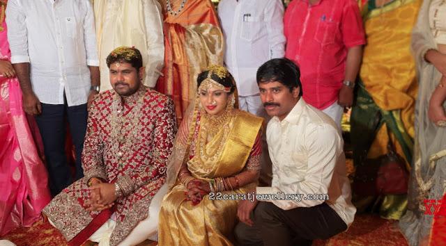 Kodi Ramakrishna Daughter Pravalika Wedding