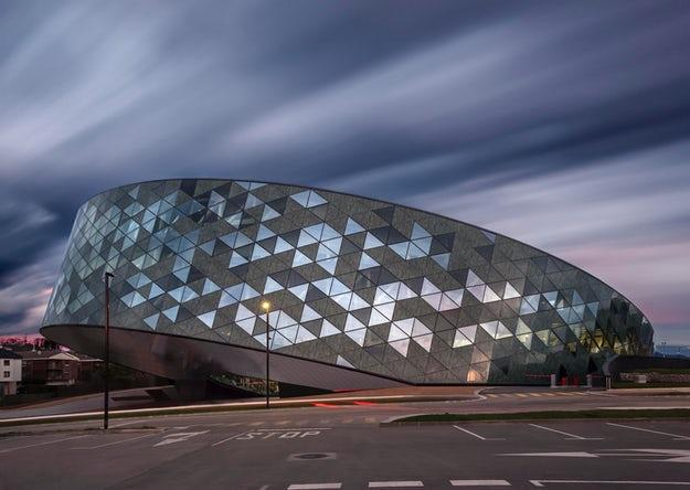 Orona Zero by Xabier Barrutieta architects; photo by Daniel Sanchez