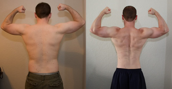 how to build muscle but lose fat