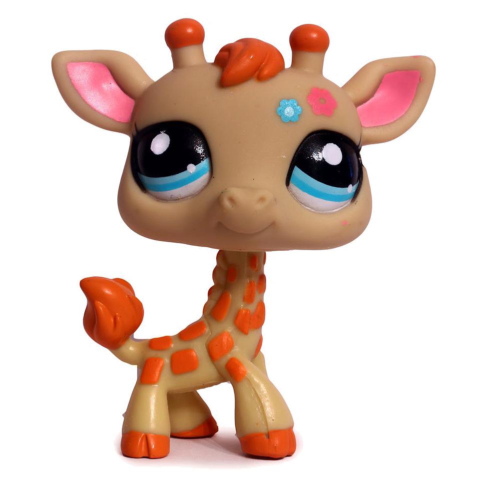 Lps Giraffe Generation 3 Pets Lps Merch