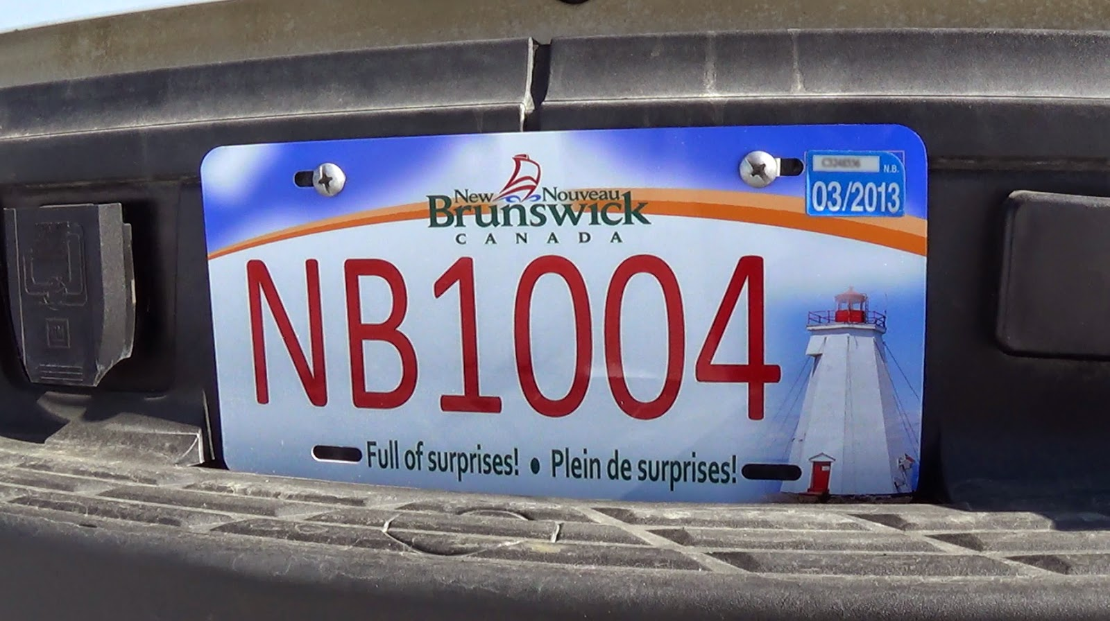 It is time to modernize Motor Vehicle Laws in New Brunswick (Canada)