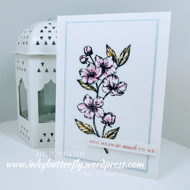 Forever Blossoms Stampin Up