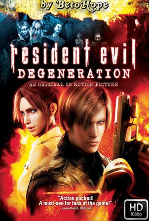 Resident Evil: Degeneracion [2008] [Latino-Ingles] HD 1080P  [Google Drive] GloboTV