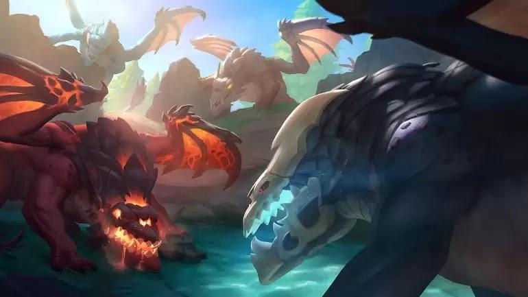 Elemental Dragons Wild Rift