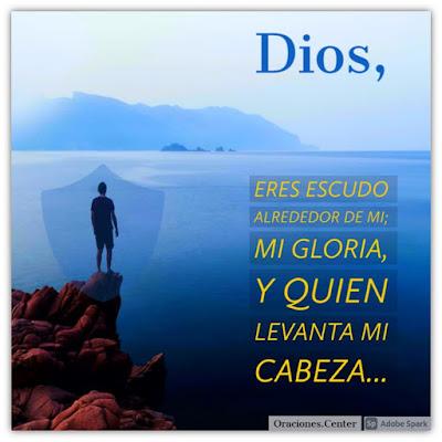 Oración sobre un Salmo de Confianza en Dios