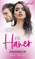 "eria ""Pink Book"": K.N. Haner ""Zniknięcie"" recenzja"